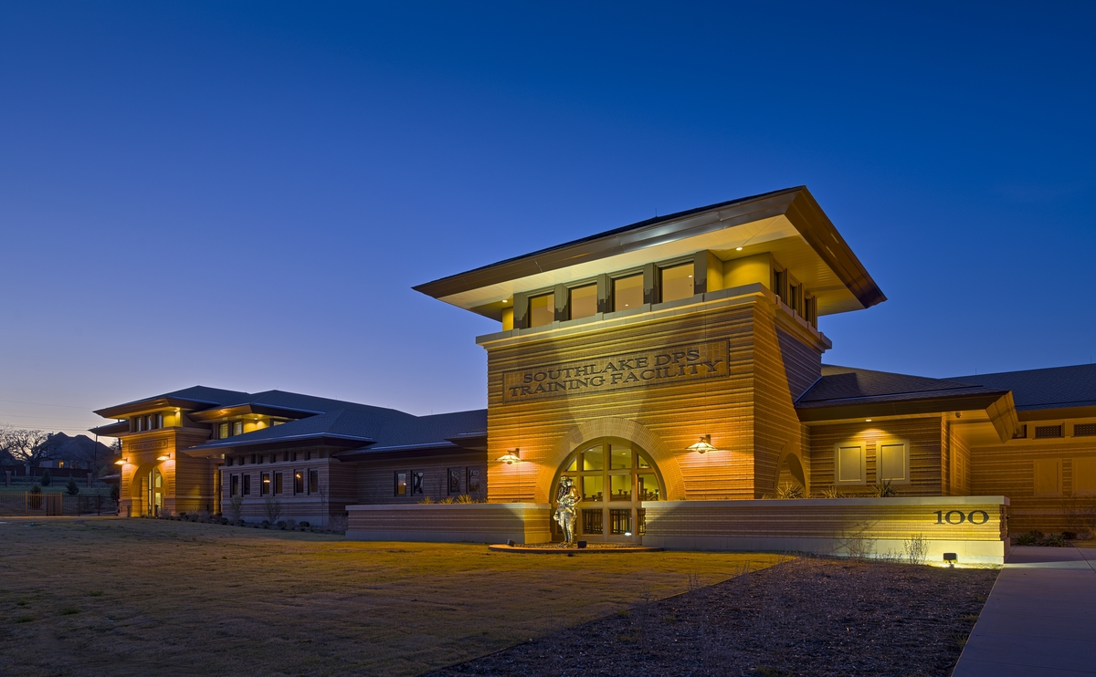 Southlake DPS and Fire Station #3