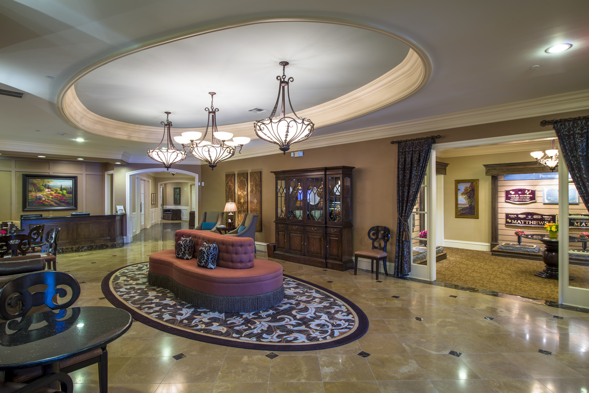 Turrentine, Jackson and Morrow Funeral Home in Allen, TX,  for JST Architects