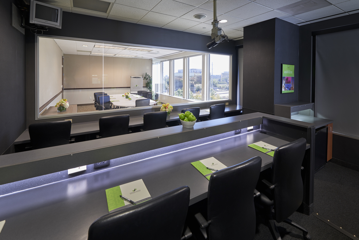 Schlesinger Associates Dallas office interiors