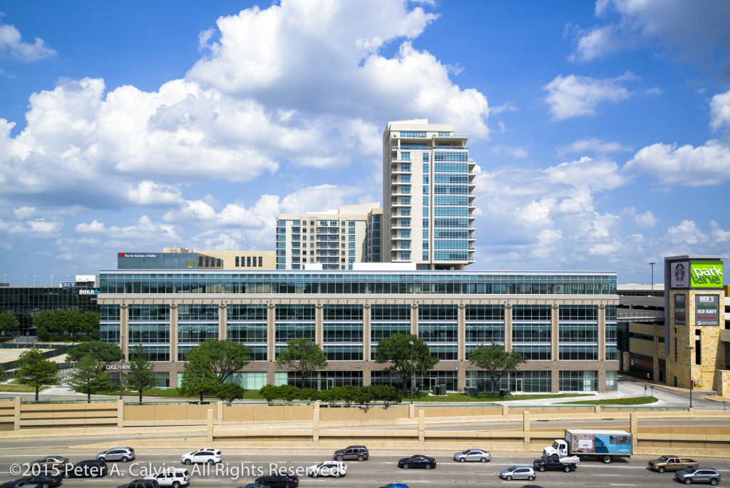 Park Lane 8020, Dallas, TX, photographed for Beck Group
