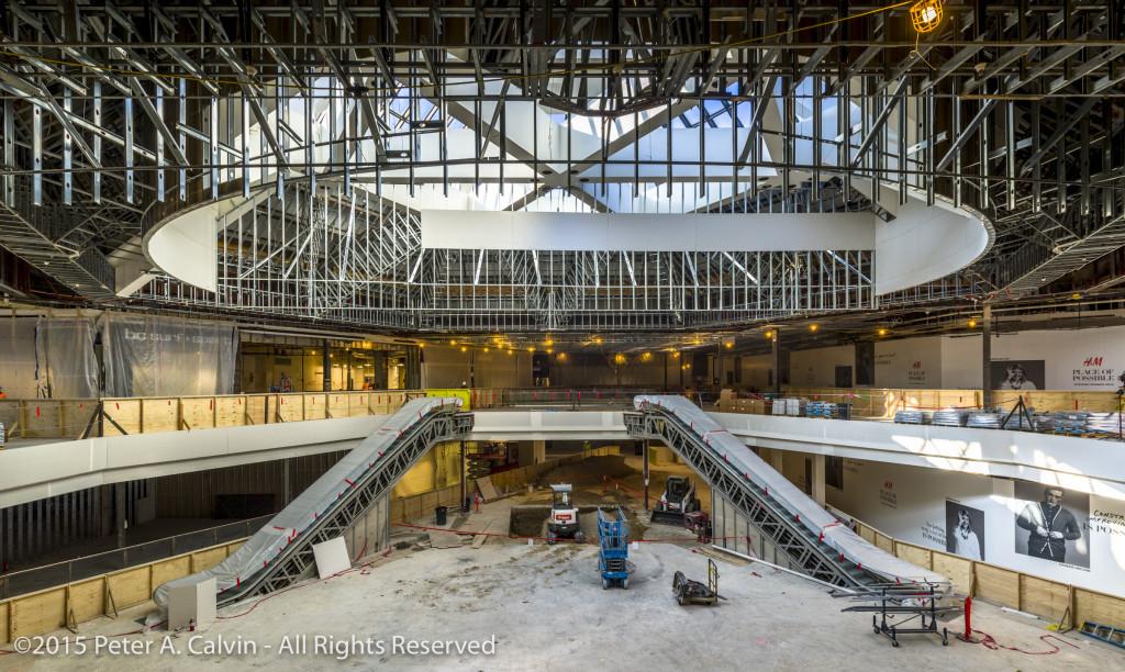 Southwest Plaza construction photography, June 29 and 30, 2015, Littleton, CO