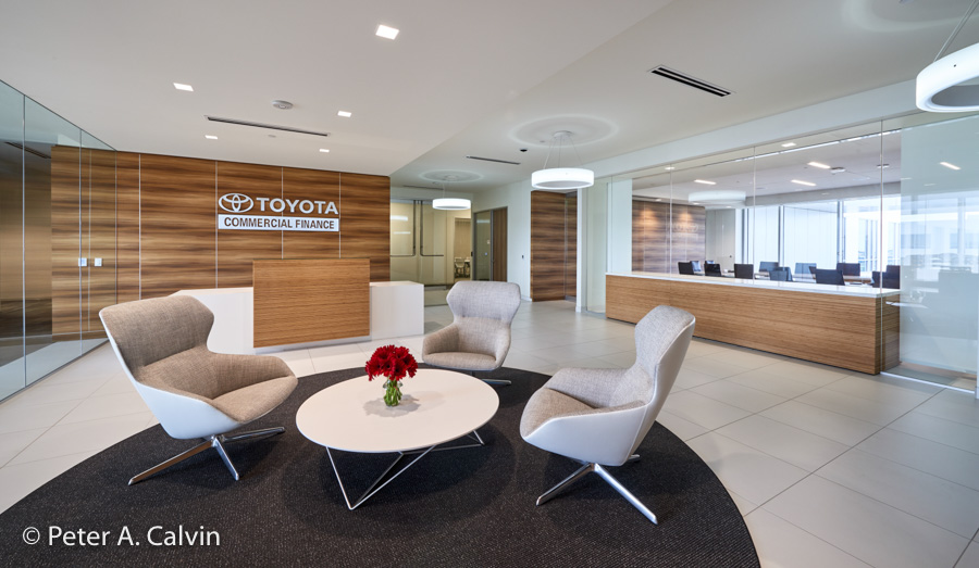 Toyota Commercial Finance Offices - Images and Artifacts